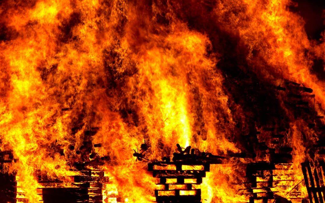 Vreugdevuur Scheveningen: het belang van strenge handhaving bij evenementen